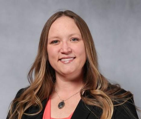 Portrait of Melissa Bartels, assistant extension educator